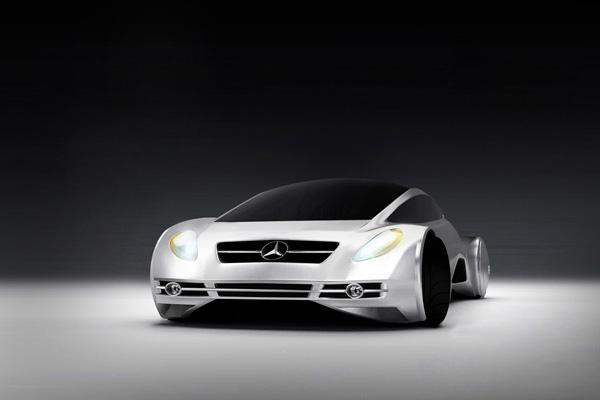 SLK Aphelios - Mercedes Concept by Apostol Tnokovski