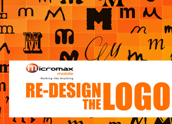 Micromax Mobile: Redesign The Logo & Win Apple MacBook Pro
