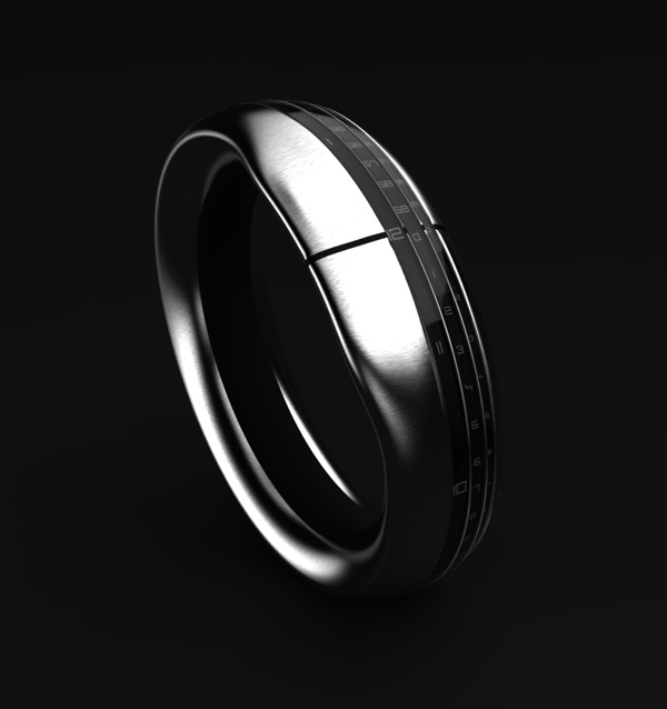 Round-The-Clock - Wristwatch by Kőrös Benedek