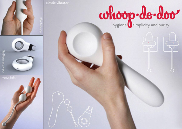Aesthetical Approach To Pleasure Toys [NSFW]