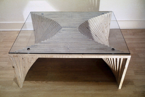Lofting Table by Matthew Jones