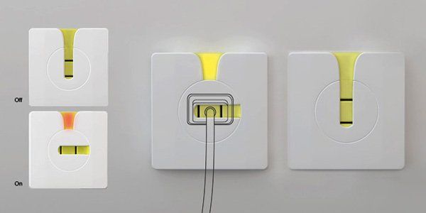 Switch Socket by Liang Li-Hsin