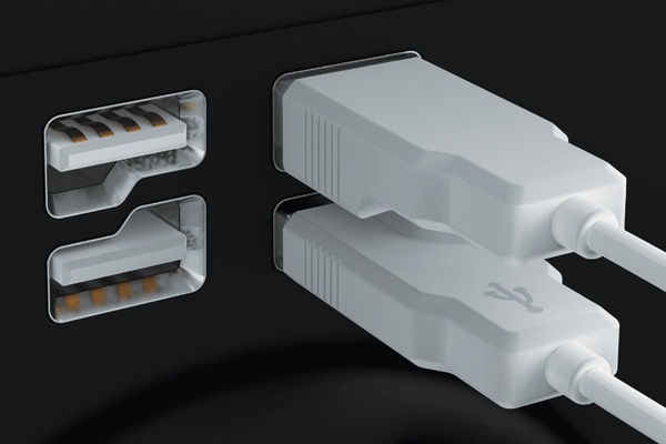 Eidetic USB by Lim Jae Min
