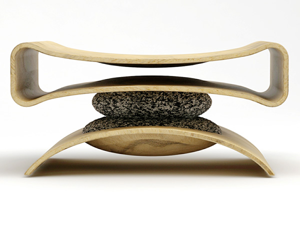 Co-existence Furniture by Ryan Jongwoo Choi