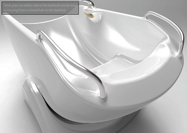 Seesaw Tub Yanko Design