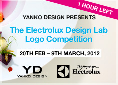 Electrolux & YD Present : Electrolux Design Lab LOGO Competition