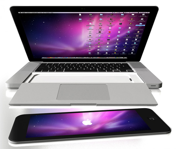 Magic MacBook Pro by Enrico Penello