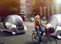 Mobility for a Better Amsterdam