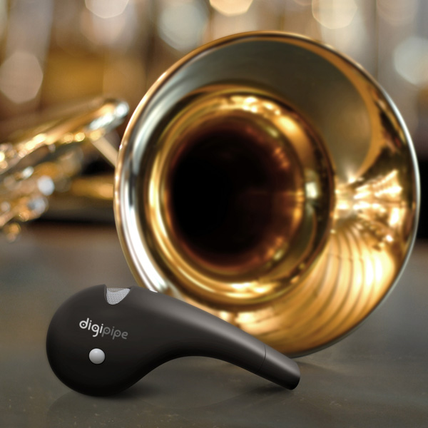 Digipipe - Digital Whistle by Emami Design