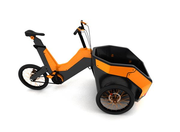 Tool Trike by Dinovo Studio