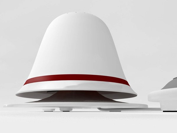 Levante - Fan Heater by Stefan Otzelberger & Denis Beyer