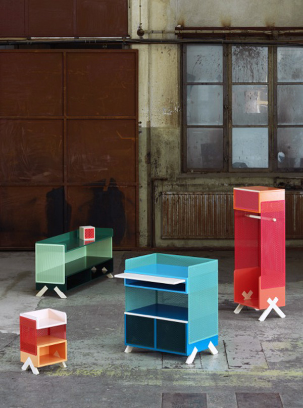Peep - Furniture by Note