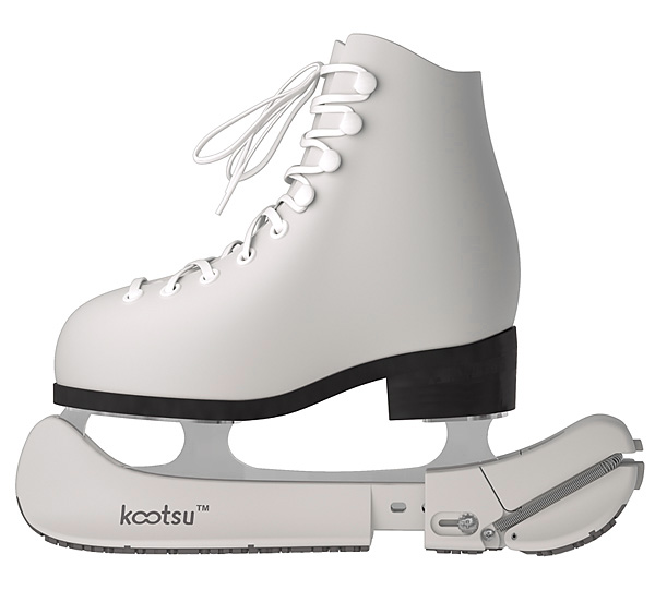 Ice Skate Guard by Kootsu