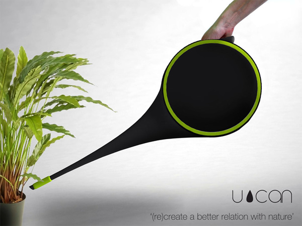 U-CAN - Watering Can by Diane Dupire