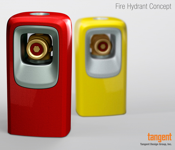 Fire Hydrant Redesign by Tangent Design Group