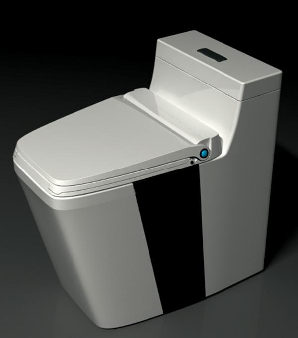 Stand-helping Closestool Toilet Seat by Prof Zhu Zhongyan & Zhou Jingwen