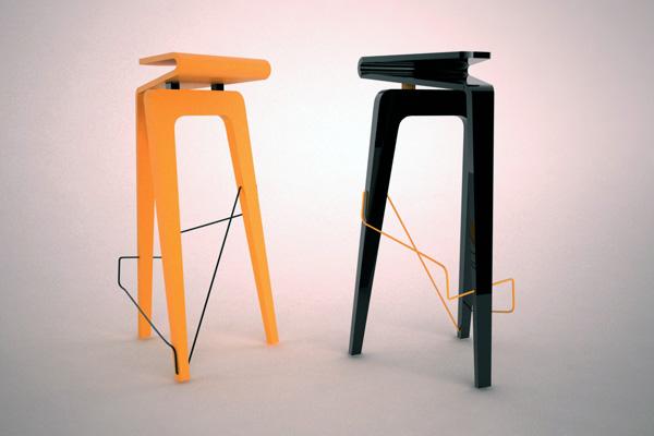 Cool Stools | Yanko Design