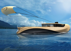 A Timeless Yacht Design