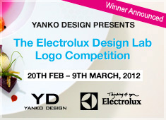 Electrolux & YD Present : Electrolux Design Lab LOGO Design Competition Results!