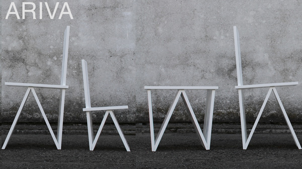 Ariva - Furniture Collection by Manuel Barbieri