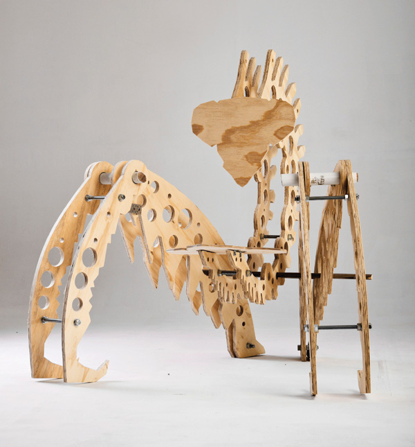 Mantis Chair by Wildetect