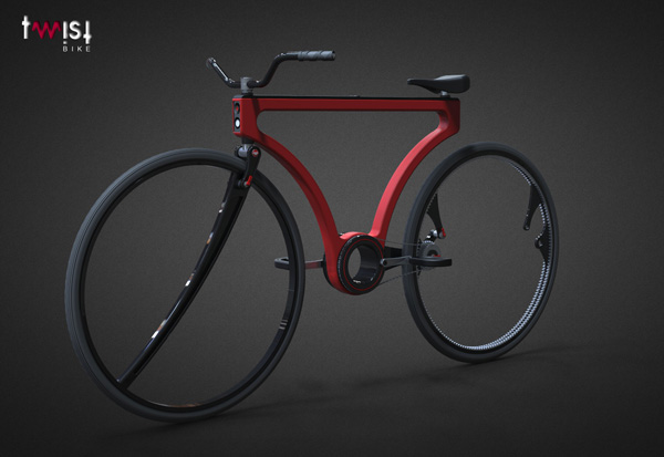 Twist Bike by Jose Hurtado