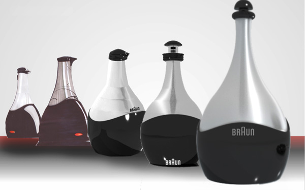 Braun Kettle Concept by Felipe Sebastian Rozzi Amador