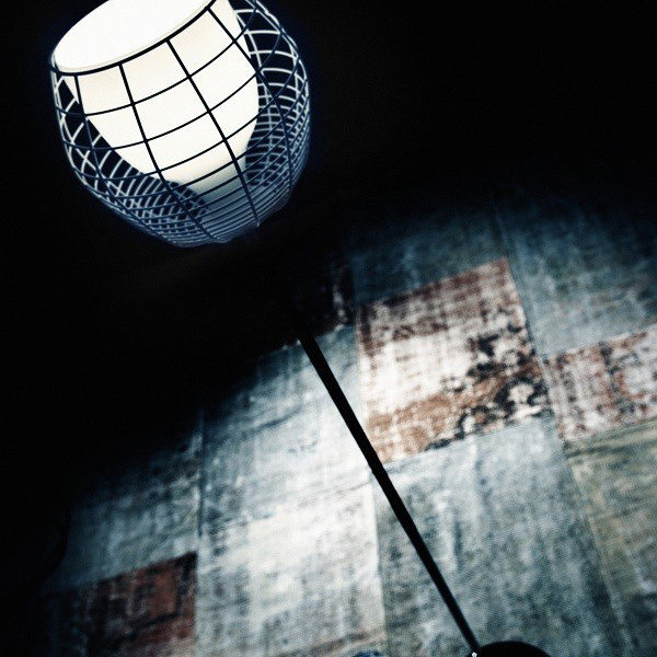 Cage Lamp by Diesel & Foscarini