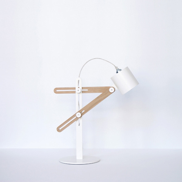 Slide Lamp by Peter van de Water