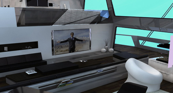 Flying home of tomorrow yanko design for Tomorrow homes