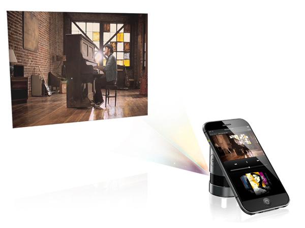 I Phone Pro with DSLR Mount