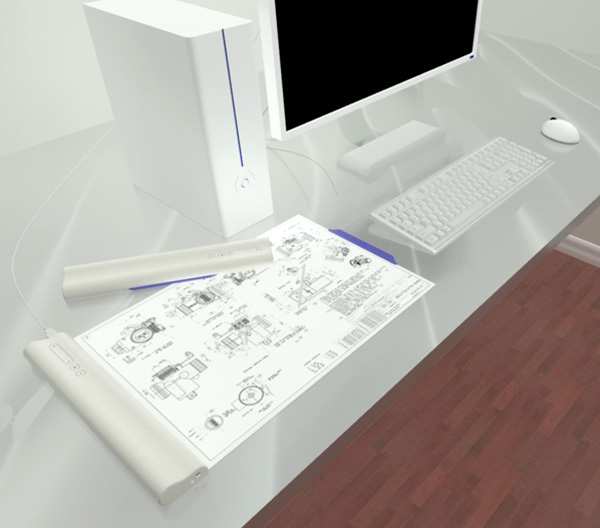 EDDY - Electronic Drawing Display by Austin Inglis
