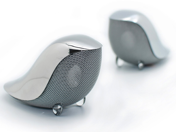Wrenz Speakers by Yvette Yeo for Gavio
