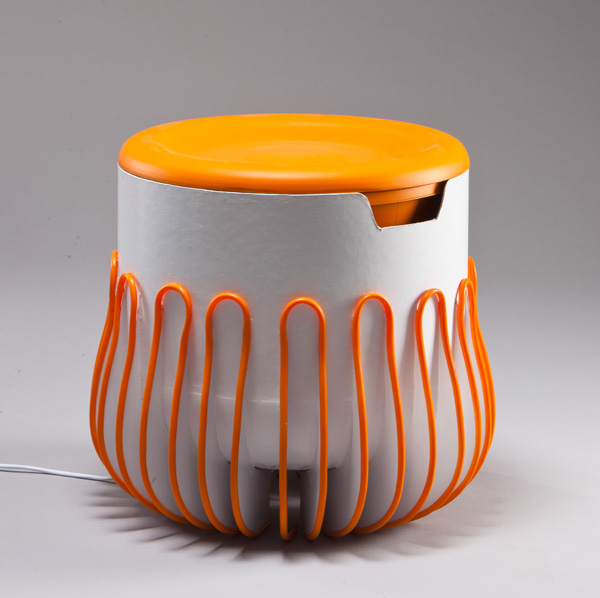 HotSpot - Heating Radiator by Amit Ran