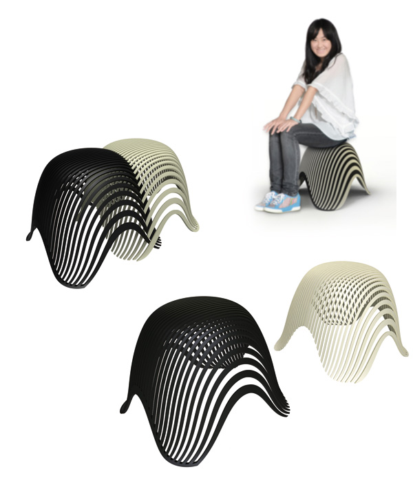 Seattoo - Seating by Ye Tao, Mingya Wei, Zhulin Shi, Yijun Zhao, and Chao Chen