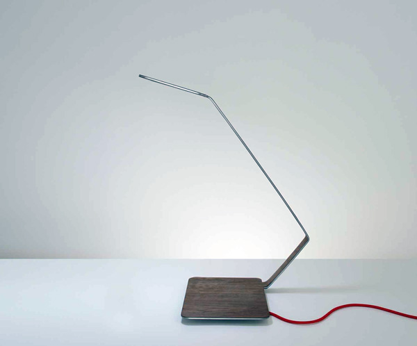 Lanx - Table Lamp by Alessandro Marelli