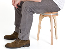 The Modern Milking Stool