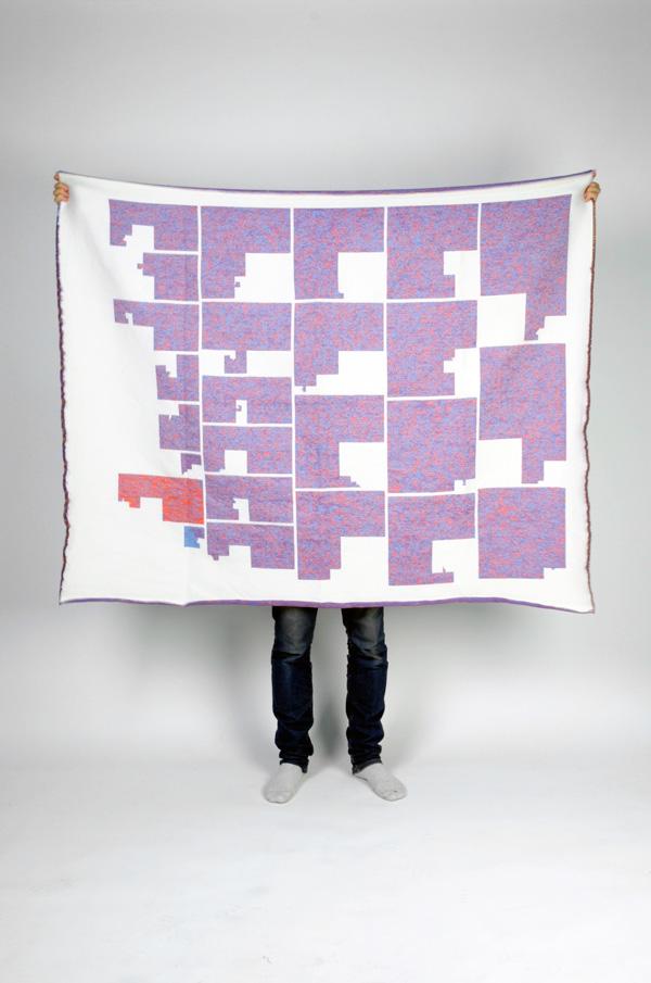 First Gift - Heirloom Blanket by Ben Landau