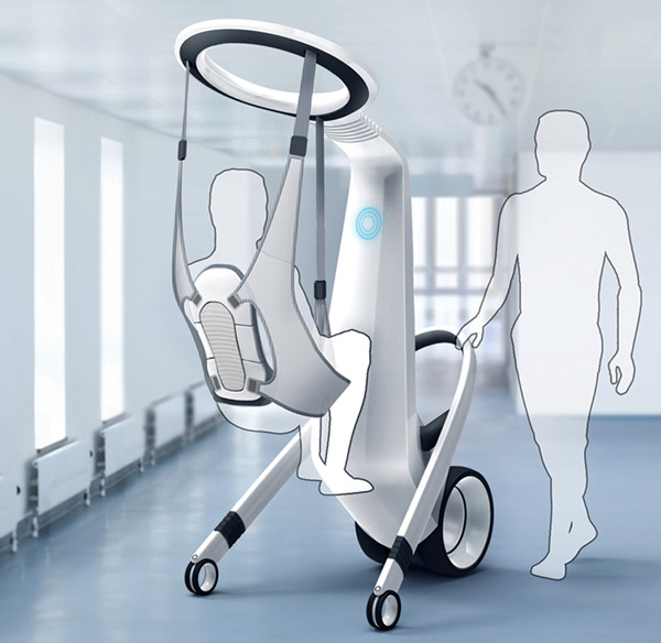 ITRI MediRobot - Medical Robotic Assistant by Pilotfish