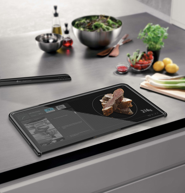 Digital Cutting Board Yanko Design