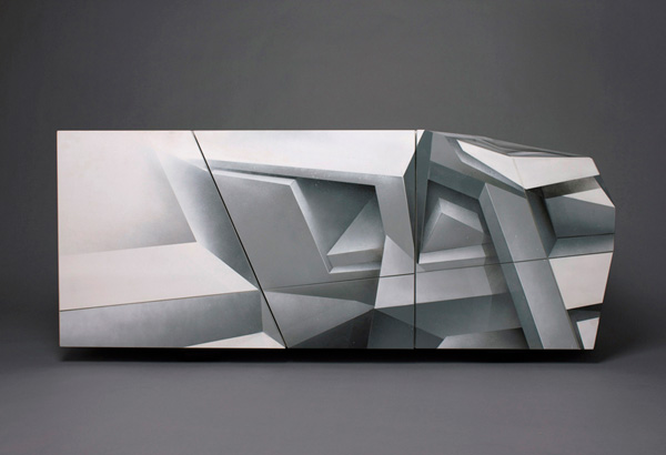 Perceptor - Cabinet by Tieme Rietveld & Codex Inferno