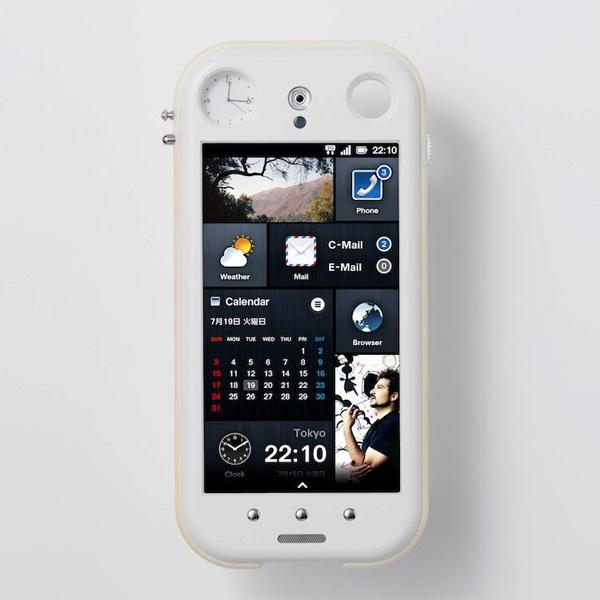 Fusion Concept Phone by Jaime Hayon & iida