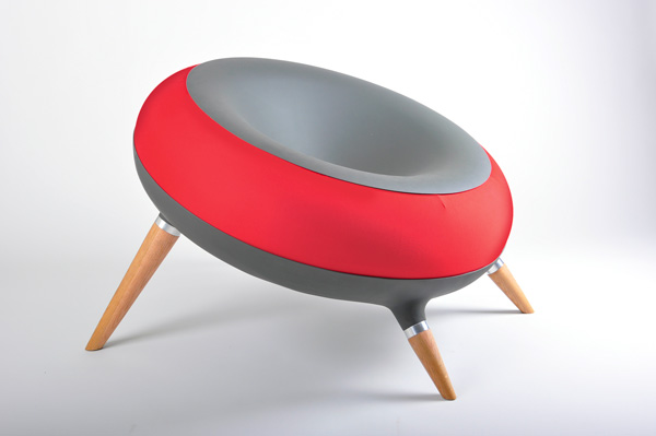 Soft Comfort - Seating Collection by d-vision