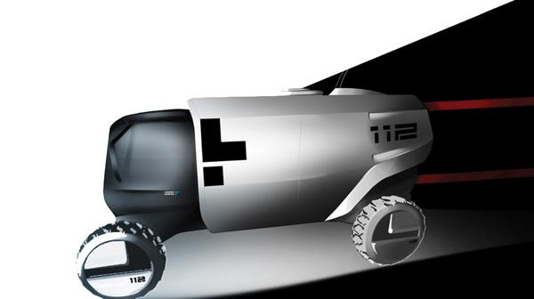 RT 112 - Emergency Vehicle by Tomasz Siemek