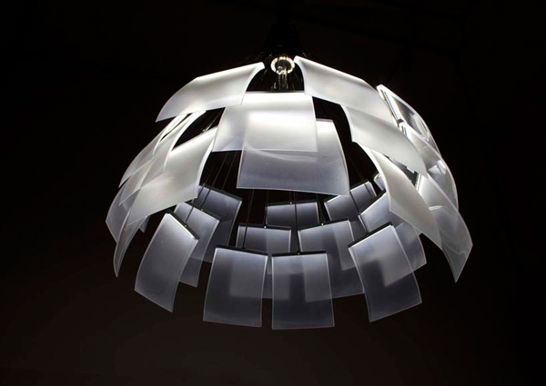Modern Chandelier by Denise Hachinger