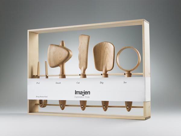 Imajen Exploration Tools by Kenji Huang