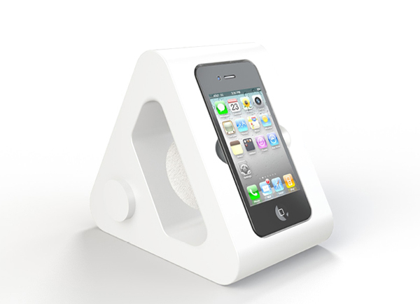 Nook - iPhone Alarm Clock by Rob Bye