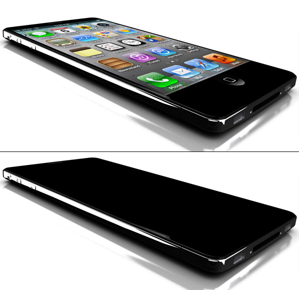 iPhone 5 concent