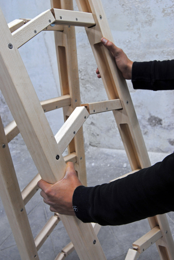 A Ladder To Love Yanko Design