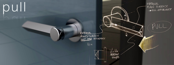 Door Handle For Dummies Yanko Design